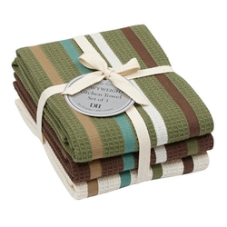 Pinewood Heavyweight Dish Towel- Set of 3