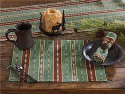 Mountain Morning Napkin - Set of 2