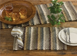 Mineral Stripe Napkins - Set of 2
