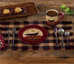 Hickory Placemat - Set of 2