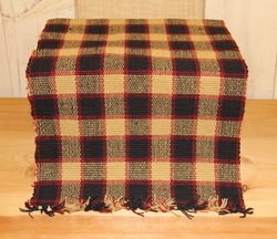 Hickory Table Runner - Choose from 2 Sizes