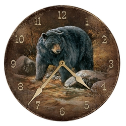 Streamside Black Bear - 11