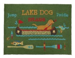 Lake Dog Rug