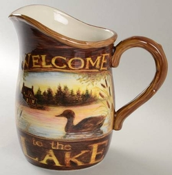 Lakeside Lodge Pitcher - 2.75 Qt.