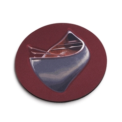 Canoe Coaster - Set of 4