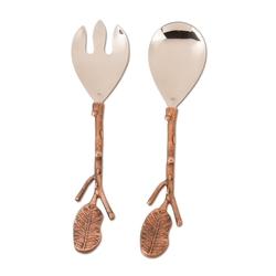 Leaf Serving Set - Set of 2