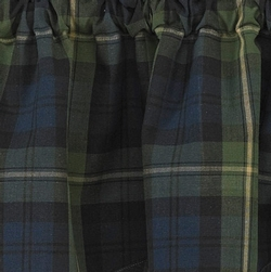 Black Watch Valance - 72