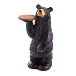 Waiter Bear Grand Display