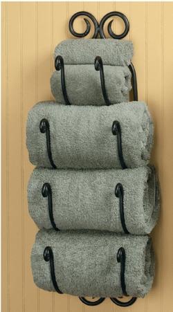 Bath Towel Holder
