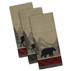 Walk in Woods Jaquard Dish Towel