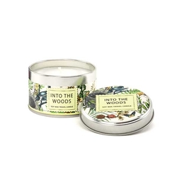 Into The Woods Travel Candle Tin