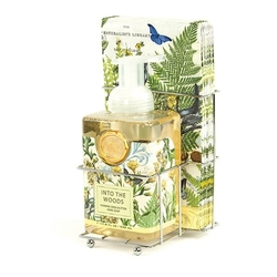 Into the Woods Foaming Hand Soap and Napkin Set