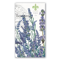 Lavender Rosemary Hostess Napkin