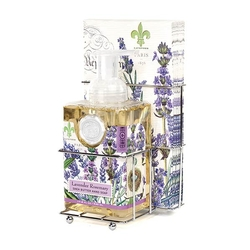 Lavender Rosemary Foaming Hand Soap Napkin Set